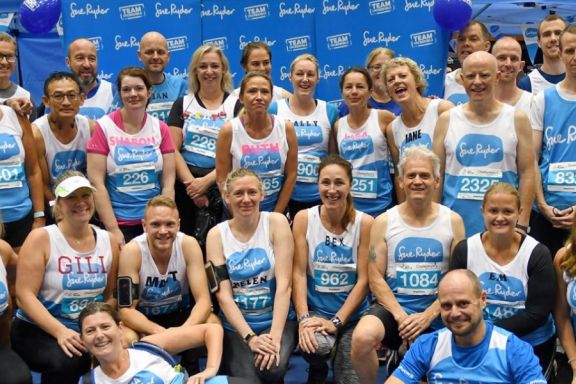 Sue Ryder Team Incredible participants at an event