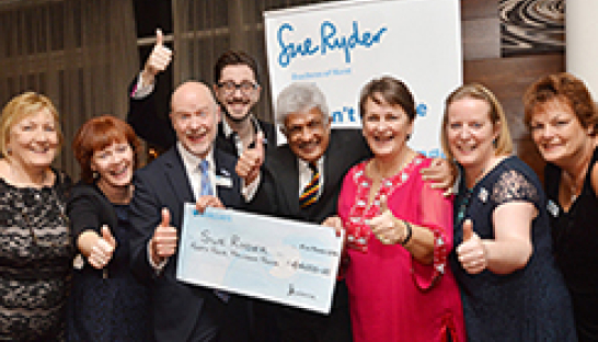 Image of Corporate Partner supporting Sue Ryder