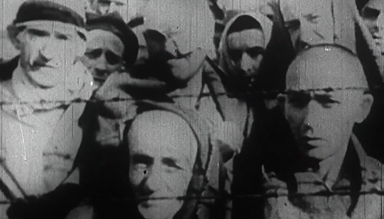 Faces of victims of the Holocaust