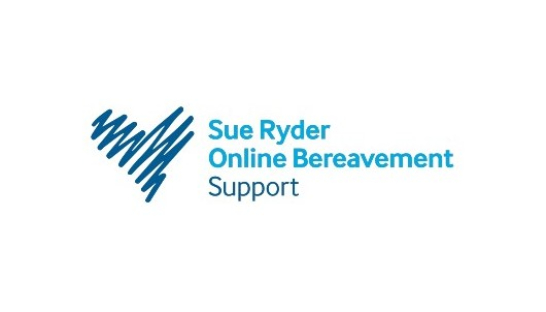 Image of Sue Ryder Online Bereavement Support logo