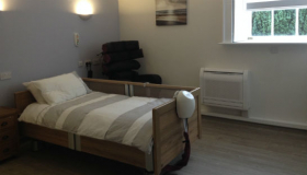 New intensive rehabilitation bedroom at The Chantry