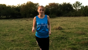 Jade Siggee taking on Great Eastern Run for Thorpe Hall Hospice
