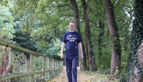 Image of Duncan, who is taking part in Leckhampton Court's Starlight Hike