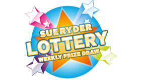 Sue Ryder Lottery logo