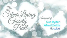 Wheatfields Silver Lining Charity Ball 2019 in support of Sue Ryder Wheatfields Hospice