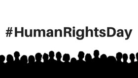 Human Rights Day Hashtag