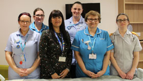 Sue Ryder Nurses - Thorpe Hall