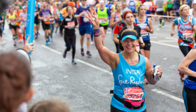Sue Ryder runner