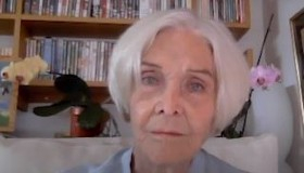 Sheila Hancock CBE in her video message of support