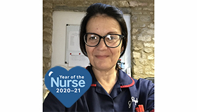 Emma, Hospice at Home Clinical Lead at Sue Ryder Leckhampton Court Hospice